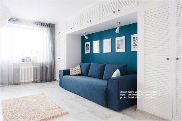 Дешевый, но стильный ремонт маленькой квартиры - Справочник
