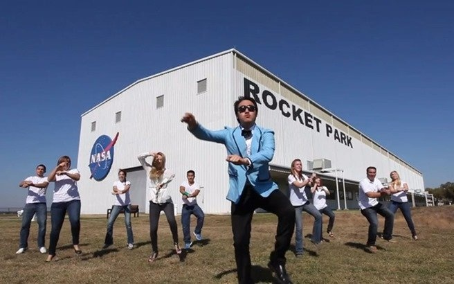 The story behind why NASA used Gangnam Style to hook broader attention