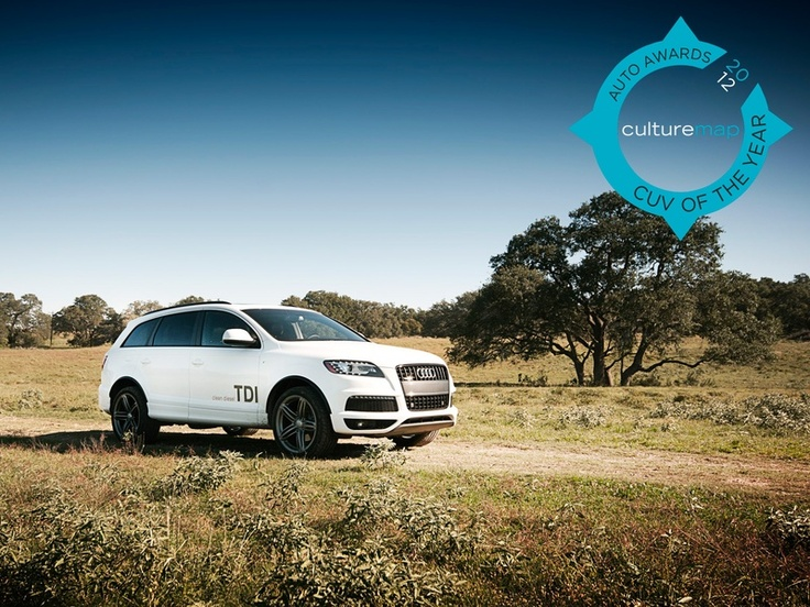 Crossover Utility Vehicle of the Year: Audi Q7 TDI delivers a clean diesel ride for the whole family