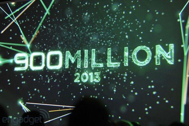 [مؤتمر جوجل للمطورين] 900 مليون جهاز يعمل بنظام الأندرويد و48 مليار تحميل من متجر جوجل بلاي