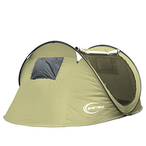 Waterproof Outdoor 34 Person Atomatic Instant Pop Up Camping Tent GJ031ANature. This is surely a great product!