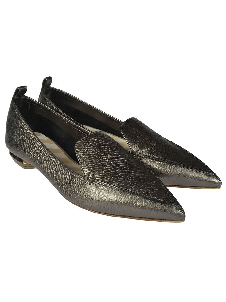 NICHOLAS KIRKWOOD   Nicholas Kirkwood Nicholas Kirkwood #Shoes #Flat Shoes #NICHOLAS KIRKWOOD