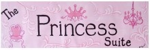 $18.00 The Princess Suite Pink Wood Wall Art. Makes an awesome gift! http://www.muralsforkids.com/products/The-Princess-Suite-Pink-Wood-Wall-Art.html
