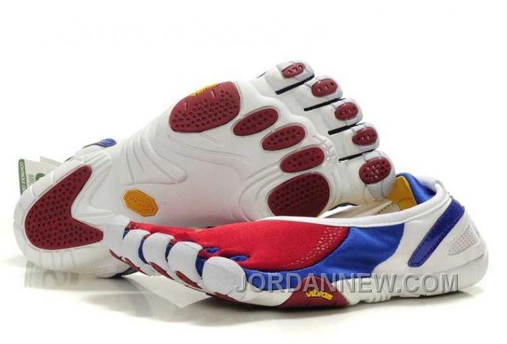 http://www.jordannew.com/vibram-jaya-white-red-blue-5-five-fingers-sneakers-for-mens-free-shipping.html VIBRAM JAYA WHITE RED BLUE 5 FIVE FINGERS SNEAKERS FOR MENS FREE SHIPPING Only 69.93€ , Free Shipping!