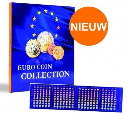 Leuchtturm Euro coin collection album (346 511)