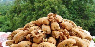 Συνταγή: Μπισκότα με ταχίνι και καρύδια – Νηστίσιμη νοστιμιά