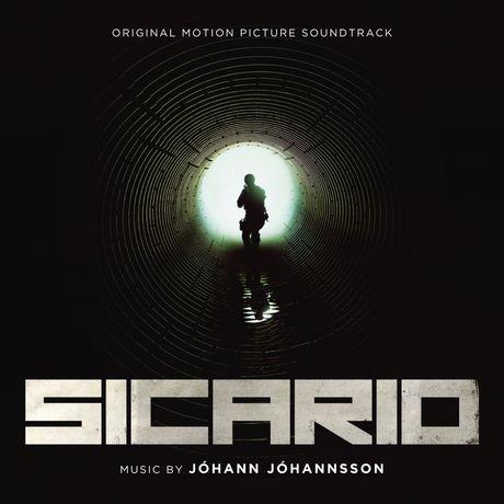 Обложка альбома Sicario