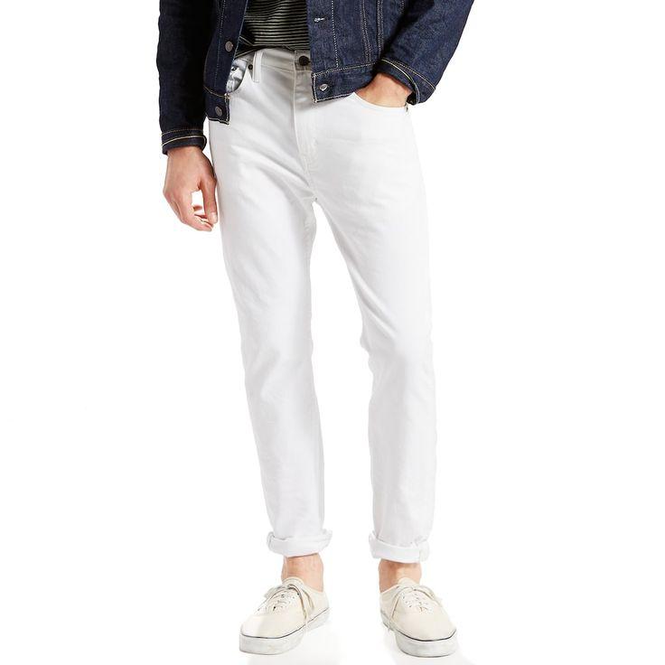 Men's Levi's® 510™ Skinny Jeans, Size: 31X34, White
