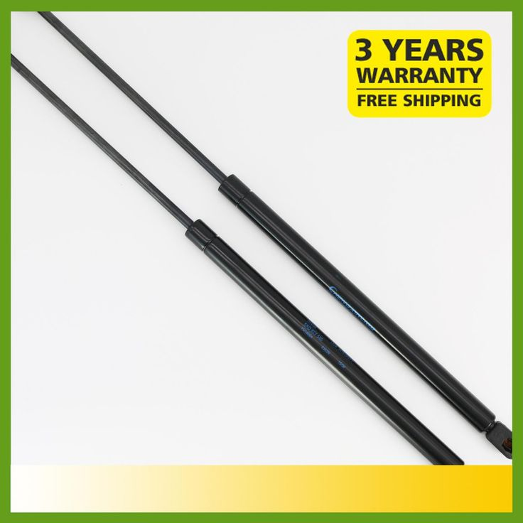 2PCS For VW Gol Pointer 2003 2004 2005 2006 Saveiro Boot Struts Tailgate Lifter Support Gas Struts Gas Spring