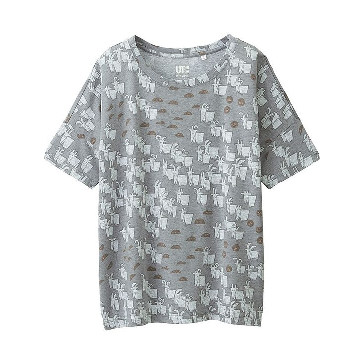 OTTAIPNU Short Sleeve Graphic T-Shirt