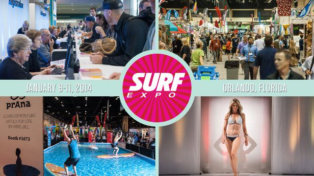 Surf Expo Opens Its 38th Year With a Strong Show for Buyers & Exhibitors. Coming off two record-breaking shows, Surf Expo again drew strong attendance from 47 U.S. States and 49 Countries at the January 4-6 show in Orlando, Florida.