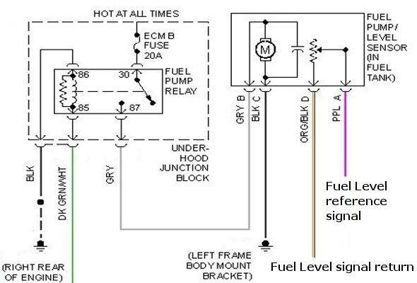 1994 Chevy Silverado Wiring Diagram Fuse Box And Wiring Diagram In 2021 Diagram Trailer Wiring Diagram Relay