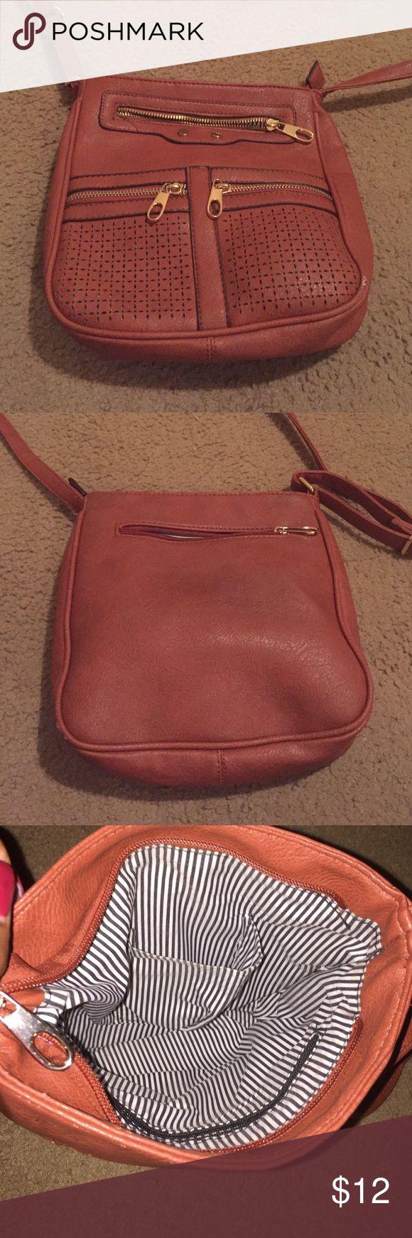 Crossbody bag Brown. Still new. Bags Crossbody Bags