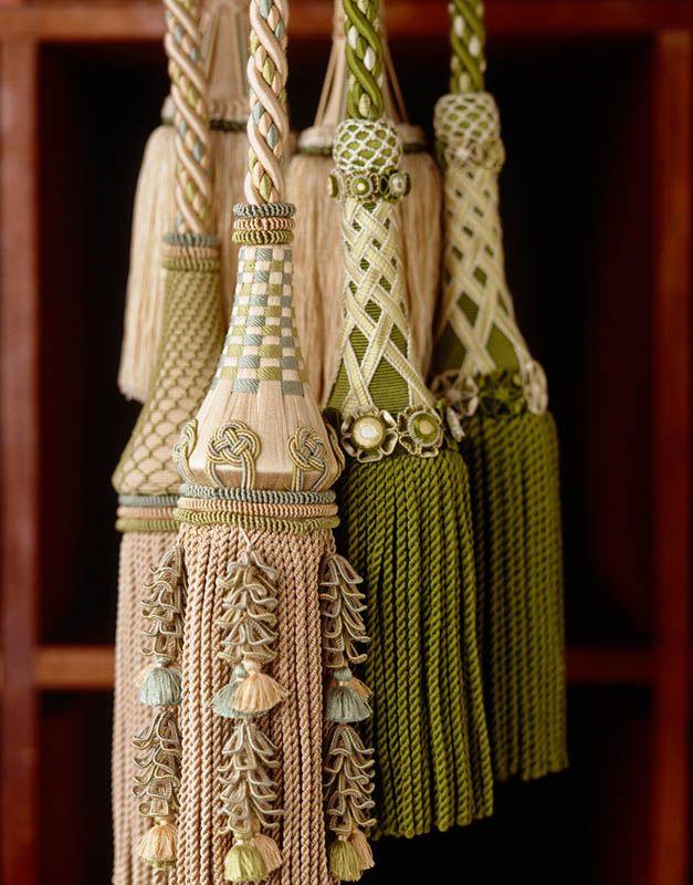Claremont's tassels