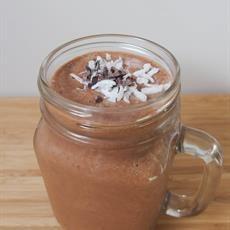 Chocolate Caramel Slice Smoothie