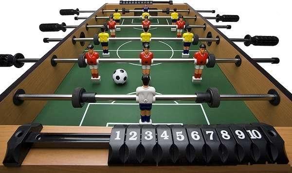настольный футбол - Поиск в Google