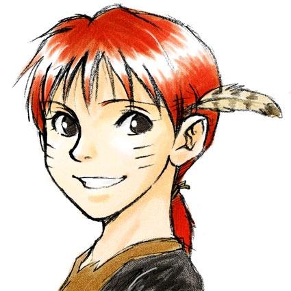 Renn of the Raven Clan, Spirit Walker (art by bitayamoka)