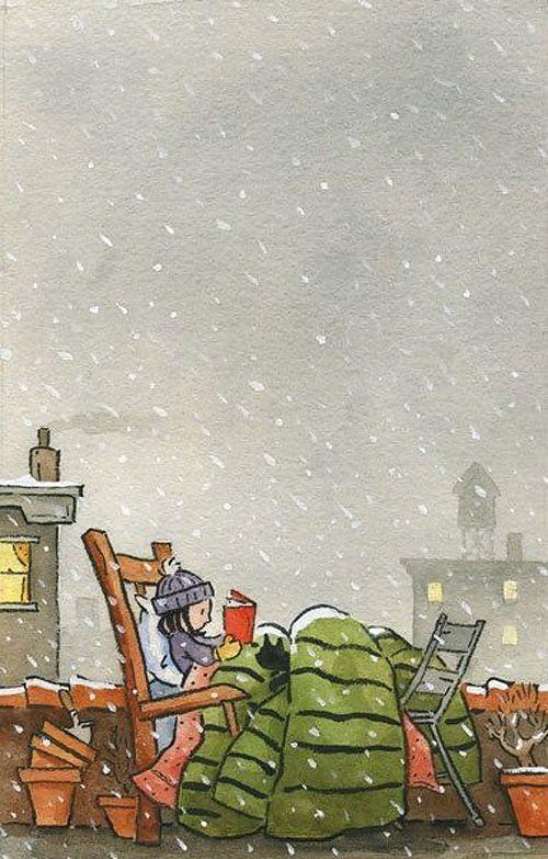 Гостевой пост Маленького Миу для Блоги Мам   Иллюстраторы мира о любви к чтению   Джонатан Бин