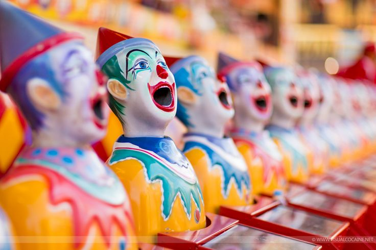 Sydney Royal Easter Show is one of the biggest events held in NSW each year. With so many wonderful displays, games and exhibits going on, you are bound to walk away with some awesome photos like Alex Taylor of Visual Cocaine has here. =)