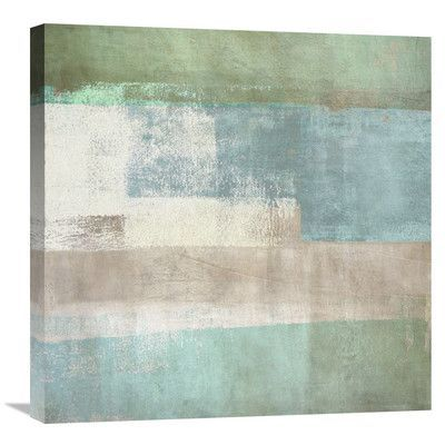 Global Gallery 'Sky Number 1' by Ludwig Maun Painting Print on Wrapped Canvas Size: