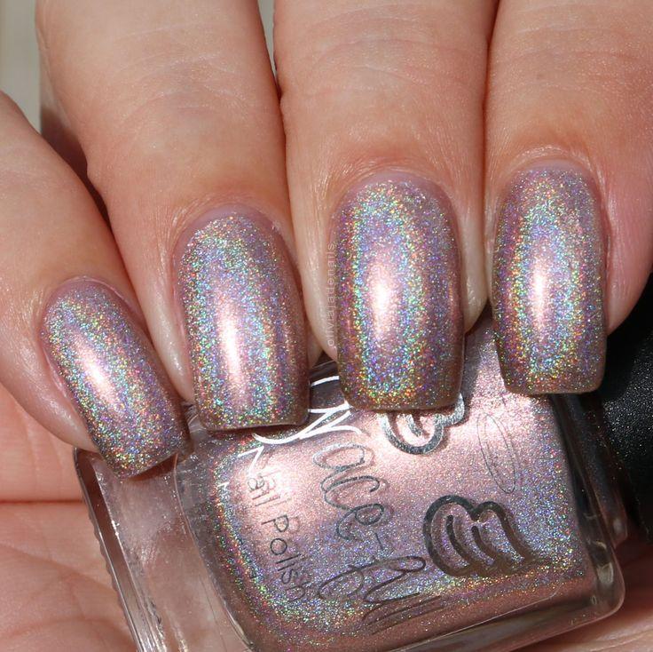 Grace-full Nail Polish 4am Latte swatched by Olivia Jade Nails