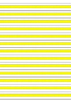 yellow line highlighted paper