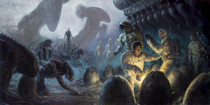 'Alien 5' no interrumpirá 'Prometeo 2' | Cinescape