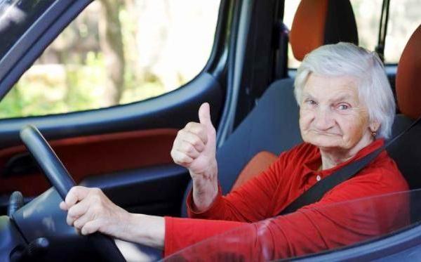 Nenek Asal Inggris Tersesat Sejauh 480 Km ke Skotlandia