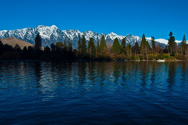 The Remarkables in Queenstown. Love this part of AotearoaHomenew Zealand