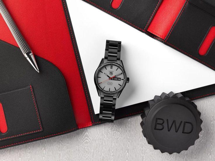 TAG Heuer X Bamford Autavia, Monaco, and Carrera Watches