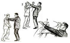 Unarmed Self-Defense from the Mad Men Era   The Art of Manliness