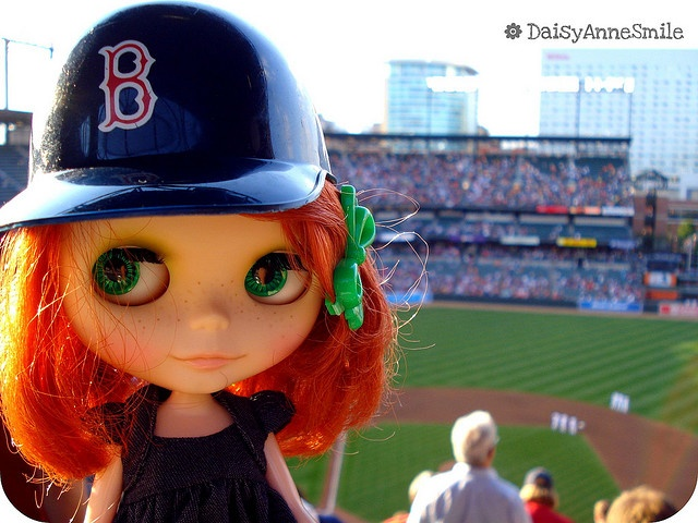 red sox: Collection Photographers, Blythe Dolls, Dolls Faces