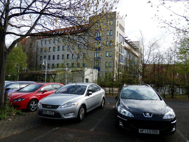 Berlin, Deutschland - unser Hotel