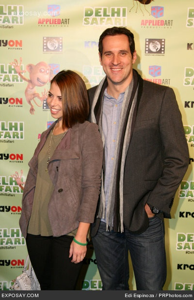 Travis Willingham and Laura Bailey. Married on September 25, 2011 <3