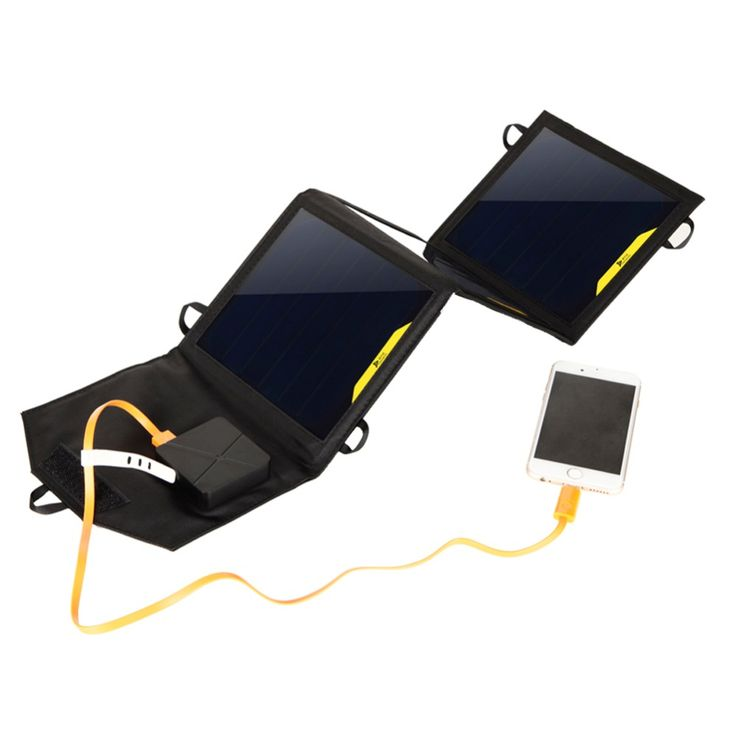 Muti-function 5V 10W Foldable Solar Panel Power Bank with Dual USB Port Chargers for Cell Phones for Tablet GPS  for Samsung