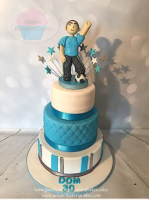 Cake Maker Decorator In Sheffield