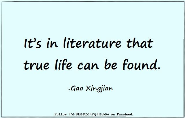 Quotable- Gao Xingjian