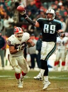 "Remembering the ""Music City Miracle,"" 15 years later. #Tennessee #Titans #NFL #MusicCityMiracle #NoFlagsOnTheField"