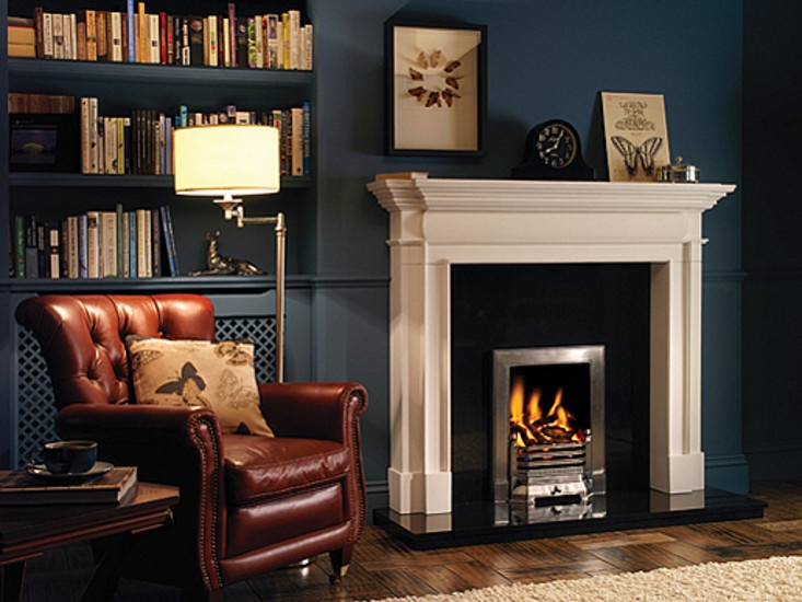 I Lust After This Beautiful Little Edwardian Style Gas Fireplace That Looks Like Coal And Ill Take The Room Its In Too
