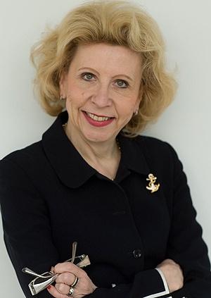 Leena Palotie, world famous genetics researcher