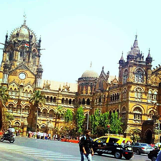 Chhatrapati Shivaji Terminus (Marathi:छत्रपती शिवाजी टर्मिनल), formerly Victoria Terminus, and better known by its abbreviation CST or Bombay VT