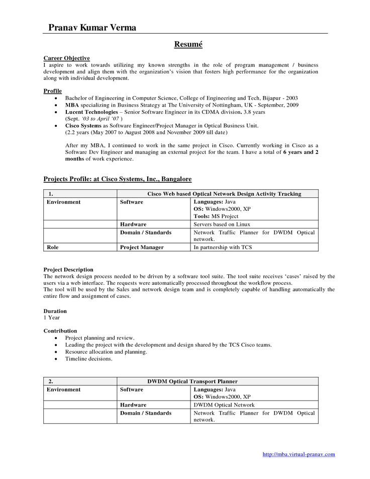 curriculum vitae cisco examples attractive design ccna resume 6
