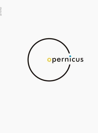 :: copernico :: minimalist famous scientists logos :: by kapil bhagat ::