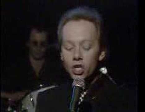 Joe Jackson - It's Different For Girls - So great to hear this after so many years.