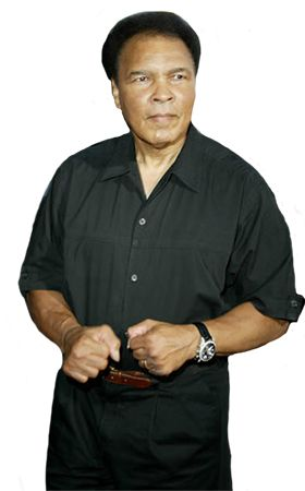 A Man who views the world the same at 50 as he did at 20 has wasted 30 years of his life.  ~ Muhammad Ali