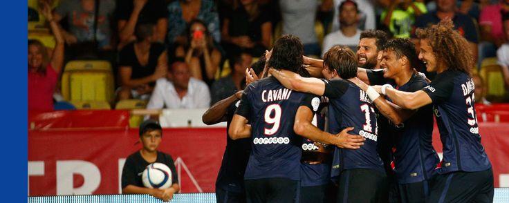 psg.fr - Le site officiel du Paris Saint-Germain, toute l'actu du club.