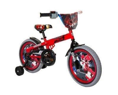 Transformers 8054-28ZTJ Boy's 16-Inch Optimus Prime Bike Bicycle Red BOX DMG