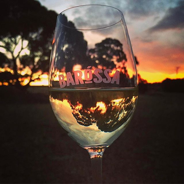 Compulsory Sunday sunset and wine shot because yes, we're excited that it's Sunday, and we have wine 🤣. Cheers 🍷