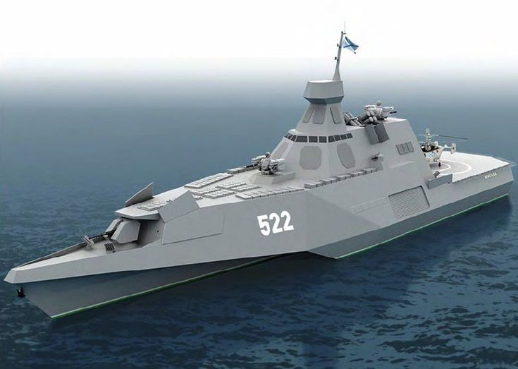 военные корабли будущего фото также говорит, что