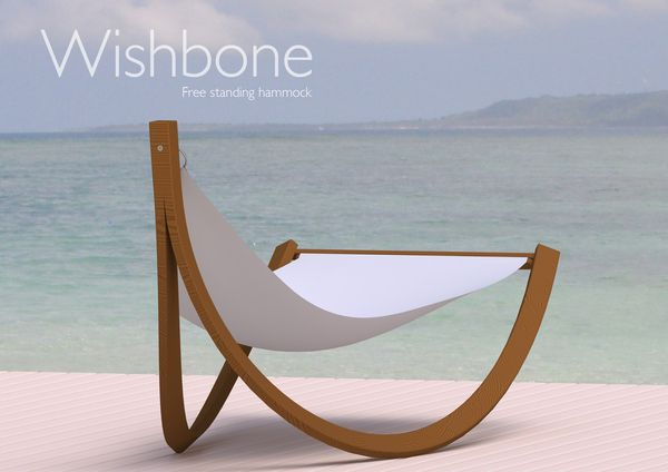 Wishbone by Ben Nicholson, via Behance